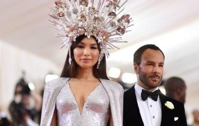 Gemma Chan: 'I pole-danced on a bus with Celine Dion at the Met Gala'