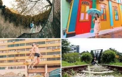 Slide in Changi Airport's T4 goes viral: 10 other Instagrammable places in Singapore