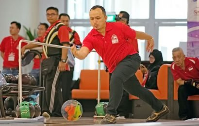 Para-bowler Ismail aims to wow home crowd