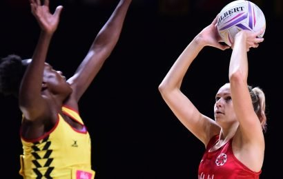 2019 Netball World Cup: England start with dominant victory over Uganda in Liverpool