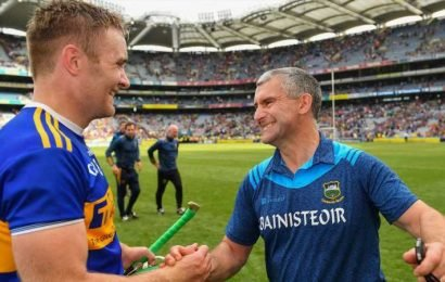 Liam Sheedy says his Tipperary team answered their critics with Wexford win