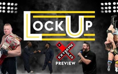 LISTEN: Sky Sports WWE Lock Up podcast – an in-depth look at Extreme Rules