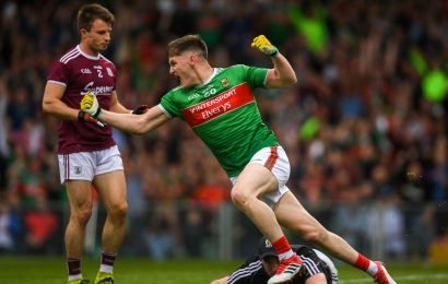 Mayo 2-13 Galway 1-13: James Horan's side eliminate Tribesmen to reach Super 8s