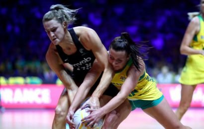 2019 Vitality Netball World Cup: Australia hold off New Zealand fightback to top Group F