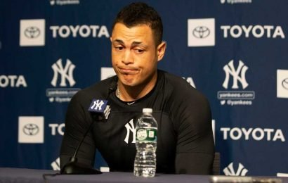 Giancarlo Stanton is Yankees' enigma only he can solve