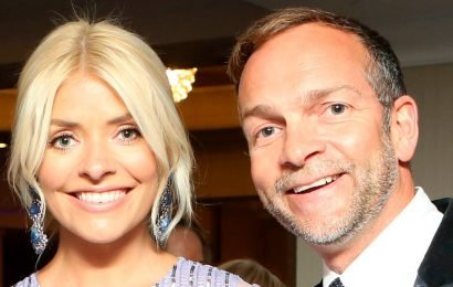 Holly Willoughby shares stunning wedding day throwback on 12th anniversary