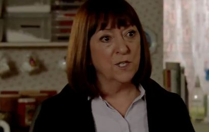 Why you recognise Coronation Street's DS Beckett as actress' soap past exposed
