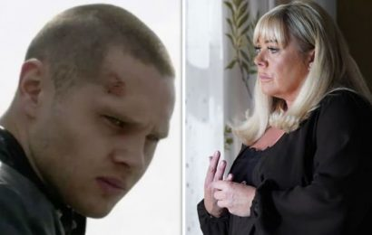 EastEnders spoilers: Keanu Taylor's downfall sealed in Sharon Mitchell revenge plot twist?