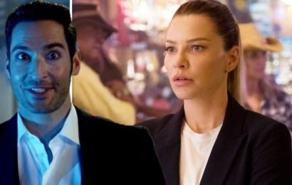 Lucifer season 5 spoilers: Tom Ellis reveals which cast member he found 'quite annoying'