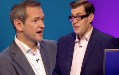 Pointless: Alexander Armstrong stunned as Richard declares 'greatest round of all time'