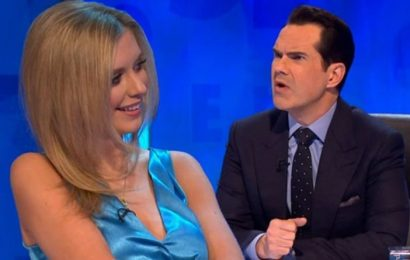8 Out of 10 Cats Does Countdown: Rachel Riley's sex admission leaves Jimmy Carr speechless