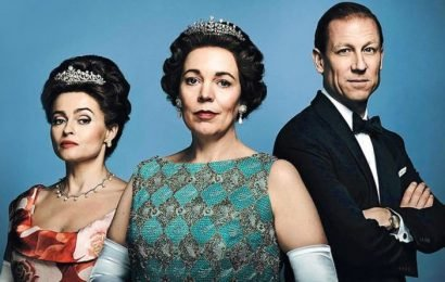 The Crown: New Queen Olivia Colman says she has 'worst job in the world!'