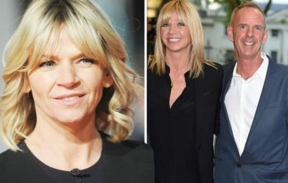 Zoe Ball: Strictly host shares rare family insight as son picks up his A-Level results