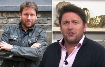 James Martin: 'You can't leave us' Saturday Morning host concerns fan with show 'changes'