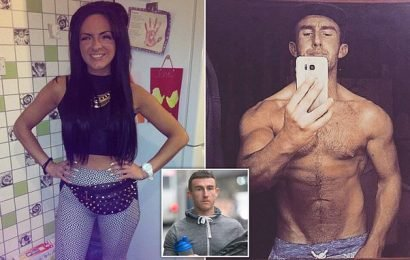 Bodybuilder who threatened to share explicit photos of ex spared jail