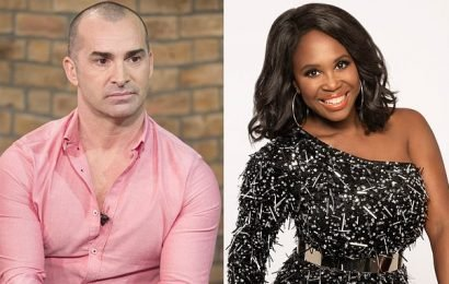 Strictly race row as BBC is accused of picking 'nobody' Motsi Mabuse