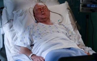 EastEnders legend Phil Mitchell is 'murdered' in grisly scenes