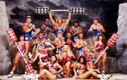 Gladiators fans baffled as original cast reunites – and they've never looked better