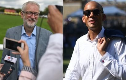 Jeremy Corbyn's owns MPs will stop him becoming PM says Chuka Umunna