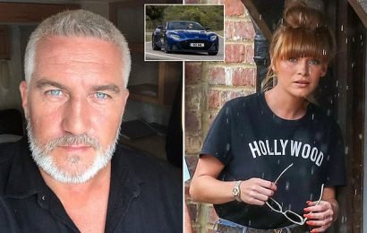 Paul Hollywood spends £225,000 on a new Aston Martin