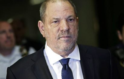 Harvey Weinstein to be arraigned on NEW charges in Manhattan