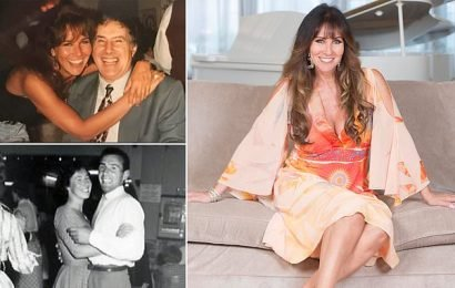 LINDA LUSARDI reveals her devastation at losing her father to dementia