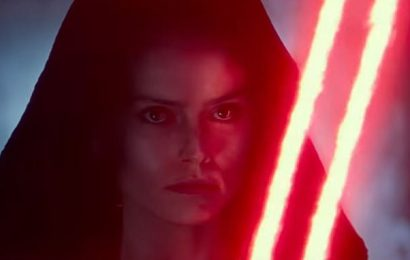 Star Wars: The Rise Of Skywalker  releases early footage