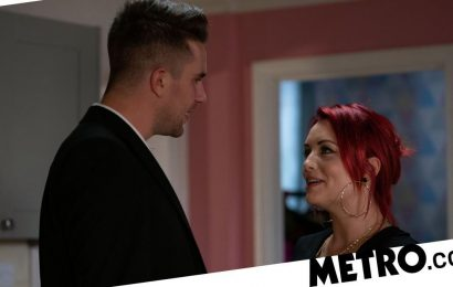 Whitney discovers Callum's secret in EastEnders