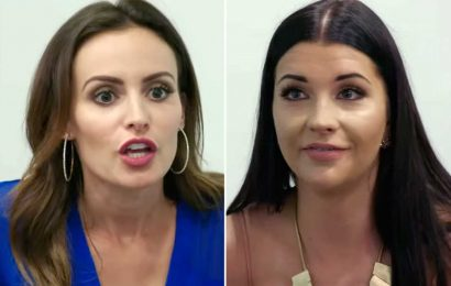 Racing Wives' Samantha Busch Says She 'Can't Do Business' with Prospective Driver Amber Balcaen