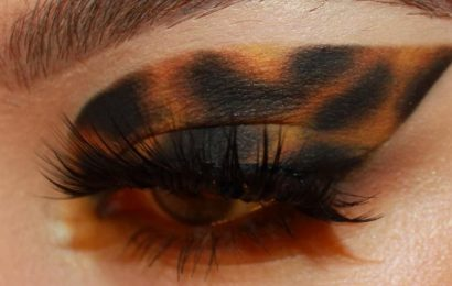 Tortoiseshell Makeup Is About to Fill Your Instagram Feed — Here's How to Re-Create It