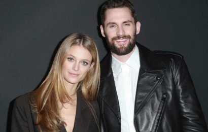 Kevin Love's model girlfriend hospitalized after rafting accident