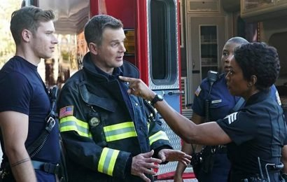 '9-1-1' Season 3 Teaser Brings a Tidal Wave to Los Angeles