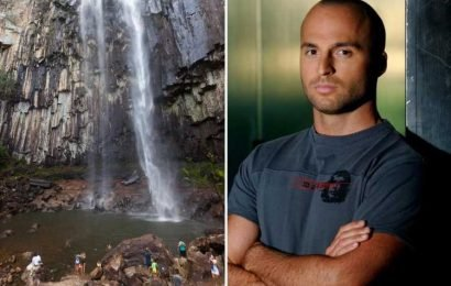Ben Unwin death – Home and Away star was found dead at bottom of 'cursed' 330ft Minyon Fall waterfall that has claimed numerous lives