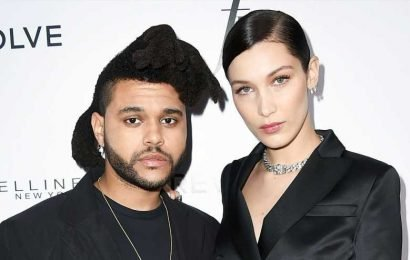 Bella Hadid Ditches L.A. Club Minutes After Ex The Weeknd Arrives