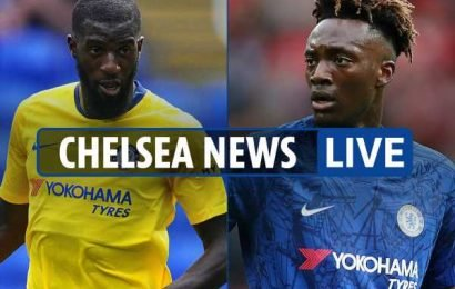 """11am Chelsea news LIVE: Leicester build-up, Abraham alleged racist abuse, Luiz """"a pleasure"""" to be at Arsenal – The Sun"""