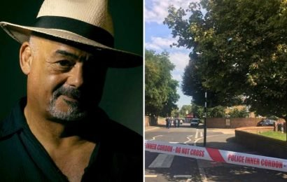 Stabbed grandad, 69, died in his wife's arms as he begged 'come closer to me' after brutal knife attack in West London
