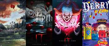These Prize-Winning 'It: Chapter Two' Fan Posters Are So Good, It's Scary