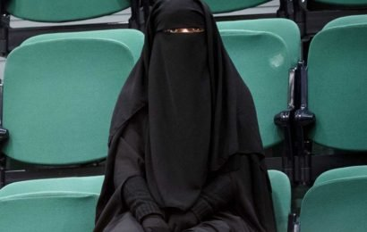 Dutch burka ban comes into force banning ALL face-coverings on public transport, schools and public buildings – The Sun