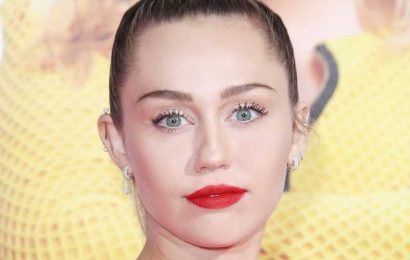 Spotted: Miley Cyrus Secretly Debuted New Tattoos at the MTV VMAs