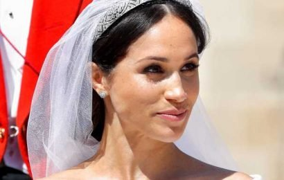 Down-to-earth Meghan Markle had a Pinterest board for her wedding makeup and was a 'chill' bride on the day, reveals her BFF Daniel Martin – The Sun