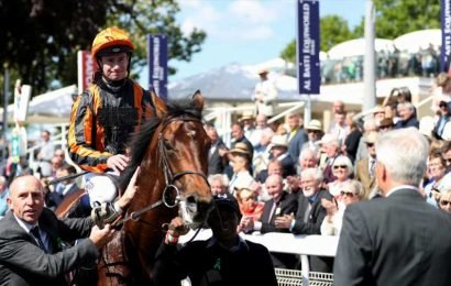 Hughie Morrison has Derby regrets with talking horse Telecaster as he eyes up big four-year-old campaign