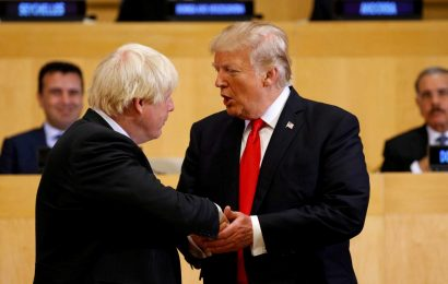 Donald Trump 'wants to meet Boris Johnson first' at G7 summit in snub to other European leaders over Brexit – The Sun