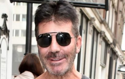 Simon Cowell looks slimmer than ever after 20lb weight loss as he shops in London with son Eric and girlfriend Lauren – The Sun