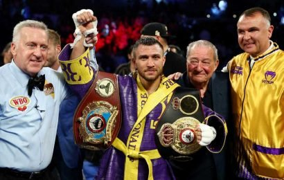 Lomachenko vs Campbell undercard: Who is fighting on the bill of huge world title fight at the O2? – The Sun