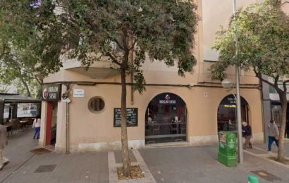 Majorca sushi restaurant that served 'parasitic worms in fish' is shut down after 24 diners are struck down with food poisoning