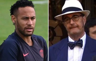 Neymar lawyer who paid PSG transfer spotted going into Barcelona offices as Catalans and Real Madrid fight over wantaway Brazilian – The Sun