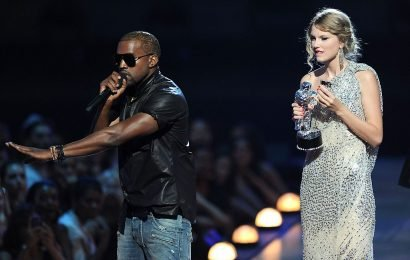 Taylor Swift Wrote This in Her Diary After Kanye West Interrupted Her 2009 MTV VMA Speech