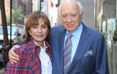 Greek magnate refuses to pay Manhattan socialite wife's $2.3M IRS debt