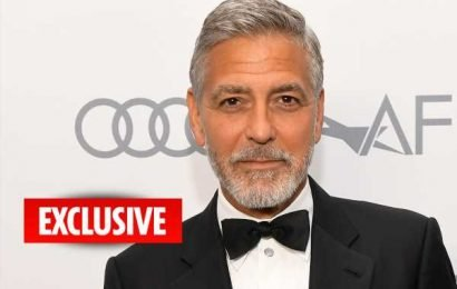 George Clooney accused of sex act with ex-lover of Prince Andrew's paedo pal Jeffrey Epstein – The Sun
