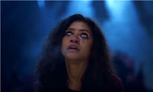 "Zendaya's ""All For Us"" Music Video From The 'Euphoria' Finale Is A Full Mood"